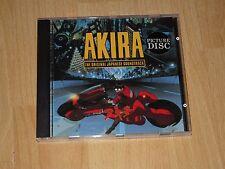 AKIRA The Original Japanese Soundtrack PICTURE DISC (1994 Demon Records Ltd)