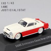 1:43 Scale IXO Toy IAME JUDTICIALISTA GRAND SPORT (1953) DIECAST CAR MODEL