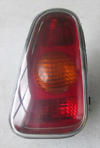 Used Genuine MINI O/S Drivers Side Rear Light Pre LCI R50 R52 R53 6911898 #35