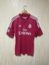 REAL MADRID 2014 2015 AWAY FOOTBALL SOCCER SHIRT JERSEY ADIDAS ADIDAS