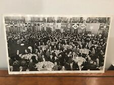 Port Of NY Stag Party 1959 Propeller Club Hotel Astor Maritime Gulf Oil Gas
