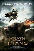 Wrath Of The Titans (2012) Adv Original Zweiseitig Film Filmposter 69x102cm