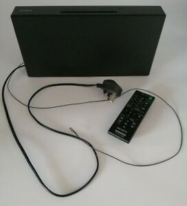 SONY CMT-X3CD Personal FM Audio System (Faulty CD & BLUETOOTH PAIRING)  E2