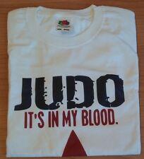 Abbigliamento moda bambino MAGLIA t-shirt JUDO casual sport OCCASIONE ITALIA