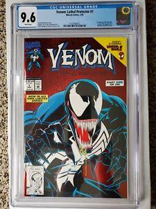 Venom: Lethal Protector 1 CGC 9.6