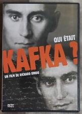 RICHARD DINDO QUI ETAIT KAFKA ? DVD ARTE VIDEO 2007