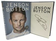 AUTOGRAFATO libro - Life to the Limit: My Autobiography di Jenson Button