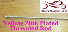 "1/2 "" -20 Unf plenamente Con Rosca De 300 Mm Largo rod/bar/studding / Stud rosca métrica de zinc"