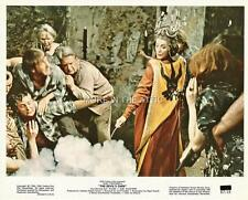 HAMMER HORROR THE DEVIL'S OWN WITCHES ORIGINAL US MINI LOBBY #2