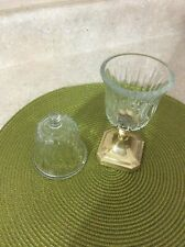 Home Interior / Homco Set Of 2 Valencia Votive Cups / Candle Holders# 11460