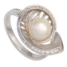 Ringe mit echten Akoya-Perlen für Damen