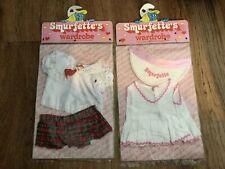 "Vintage ""Smurf"" SMURFETTE'S Doll Clothes- UNUSED 1980's RARE!"