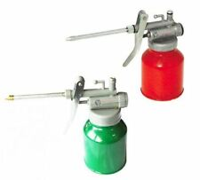 New Pack Of  2 Oil Can Lubricants Garage Workshop Mechanic Bicycle Bike Cycle