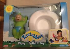 Rare Teletubbies Dipsy Bathtub Toy, Playskool, 1998, Brand New In Package