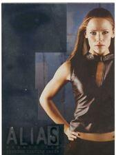 Alias Season 2 Promo Card A2-UK [UK Case Exclusive]