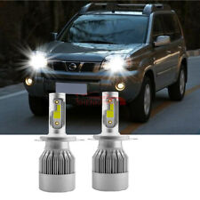 Fits Nissan X-Trail T31 Blue LED /'Trade/' Wide Angle Side Light Beam Bulbs Pair