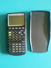 Ti-83 Texas Instrument calculator with hard plastic cover - school supplies