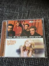 Cd Nsync Britney Spears Your 1 Requests And More