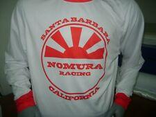 Nomura Bike Jersey Classic Design Bmx Jersey Race Bike Shirt 80'S Design M
