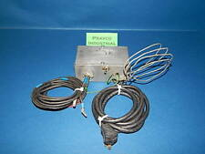 Cutler-Hammer 23-5171 Heating Coil with McGill On/Off Toggle Switch in Enclosure