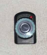 Seiko Sq-44 Quartz Metronome Light & Beat Mode Portable Music Accessory
