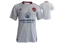 Umbro 1.FC Nürnberg Kinder Fußball Jersey Away FCN Fussball Trikot Gr. 128 - 164