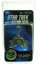 STAW, Star trek attack Wing I.R.W. Algeron, Romulan, expansion