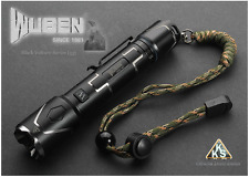 WUBEN Tactical Flashlight Cree XPL-V5 LED 1100LM 300HRS 283M Quality Guarantee