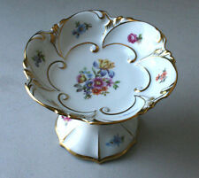 Vintage Jlmenau Graf Von Henneberg Porzellan Candy Dish Germany Collectible #3