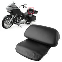 Motorcycle Back Pack Rest Backrest For Harley Razor Chopped Tour Touring 2014-up
