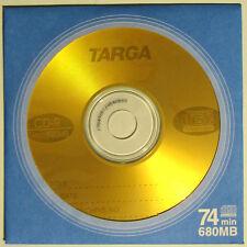 20 X NEW TARGA BLANK RECORDABLE 680MB 74MIN MULTI SPEED CD-R, COMPACT DISC