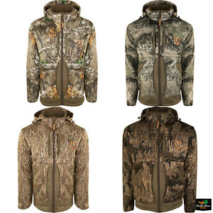 NEW DRAKE NON TYPICAL STAND HUNTERS SILENCER JACKET WITH AGION ACTIVE XL