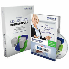 Businessplan Zeitarbeit / Personalleasing Existenzgründung