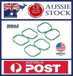 MAHLE (USA) 3 x Upper Inlet Manifold Gasket for Mazda CX9 TB V6 3.7 CY0113135