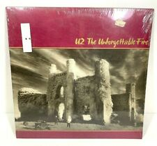 U2 The Unforgettable Fire LP Vinyl Record Album 1984 New Never Opened (VG3319B)