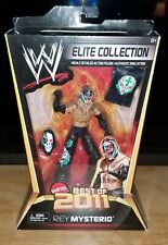 WWE Elite Collection Rey Mysterio Mattel Best of 2011 (New, Very Rare)