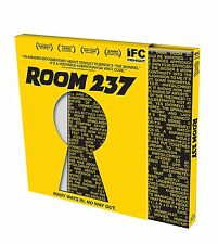 ROOM 237 THE SHINING BLU-RAY DISC INCL SLIPCASE NEW SEALED WS + TRACKING!!