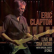 Live in San Diego by Eric Clapton (Vinyl, Sep-2016, 3 Discs, Rhino (Label))