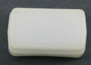 """Flash Diffuser - ~1 5/8 x 2 3/4"""" Attachment - White - USED C1133"""