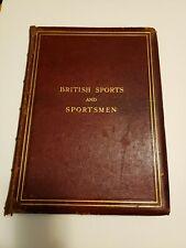British Sports And Sportsmen - Modern Commerce, Transport, Motoring And Aviation