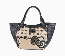 Sanrio Hello Kitty Gold Bow Mini Tote Bag