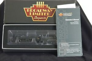N Scale Broadway Limited  PRR M1b 4-8-2 #6702 DCC/DC Sound New