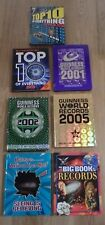 Guinness World Records Top 10 of Everything Ripleys Believe It Or Not 7 x Books