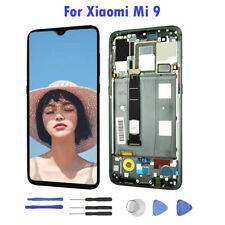 For Xiaomi Mi 9 Full LCD Display Touch Screen Digitizer Assembly Replacement BT2