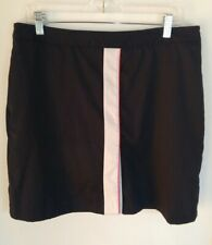Greg Norman Black Golf Skort 12