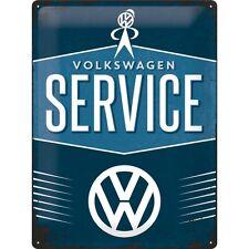 VW RÉVISION Panneau en tôle 30x40 cm BUS SIGNE 23209 Atelier/garage Tournevis