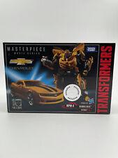 Transformers Masterpiece Movie Series Bumblebee Toys r us Exclusive Hasbro Chevy