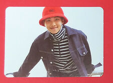 BTS 2017 SEASON'S GREETINGS Rap Monster Photo Card, BTS Official Goods