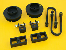 """Steel Leveling Kit   Front 3"""" Rear 2""""   Dodge Ram 3500 2013+ 4WD Single"""