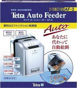 Tetra Digital Time Automatic Fish Food Feeder AF-3 for Aquarium Fish Food Feeder